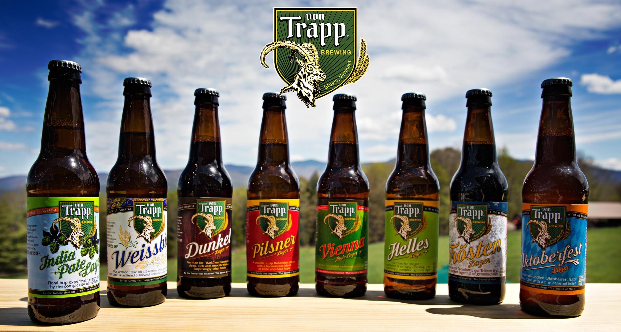 Von Trapp Family & Beer